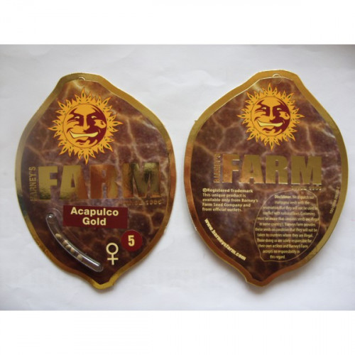 Семена марихуана Acapulco Gold Feminised