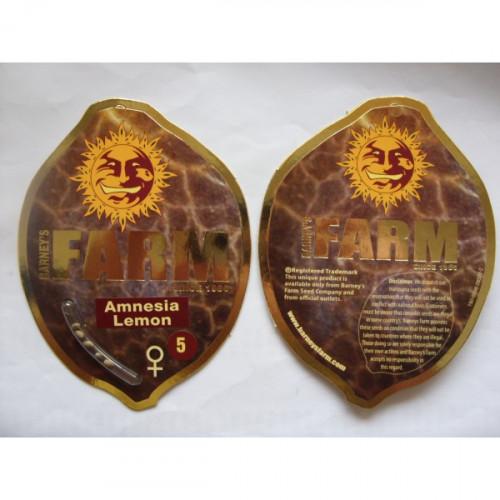 Купить семена Amnesia Lemon Feminised