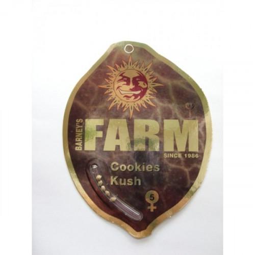 Семена марихуана Cookies Kush Feminised