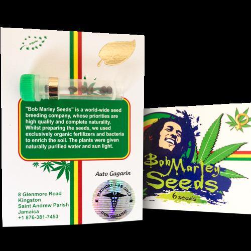 Семена марихуана Auto Gagarin feminised