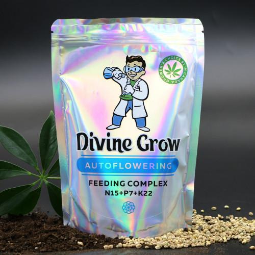 Семена Удобрение Divine Grow Autoflowering