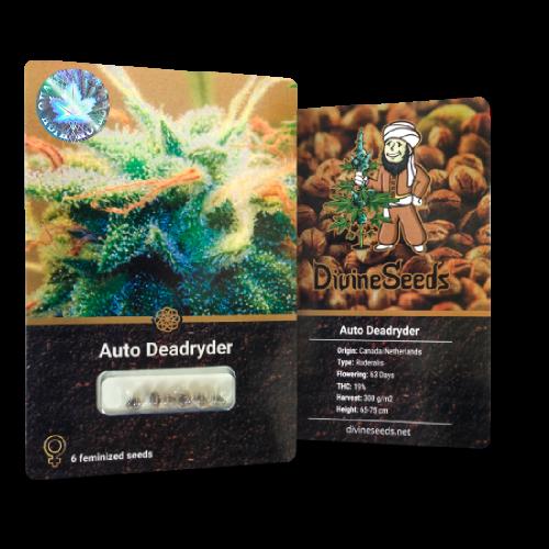 Купить семена Auto Deadryder