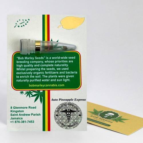 Семена марихуана Auto Pineapple Express
