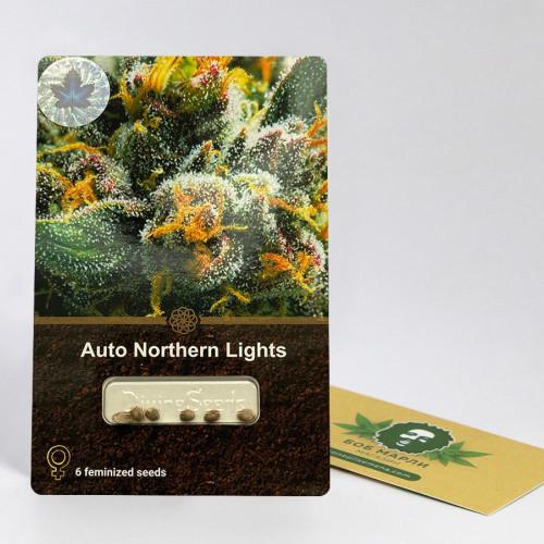 Семена марихуана Auto Northern Lights Feminized