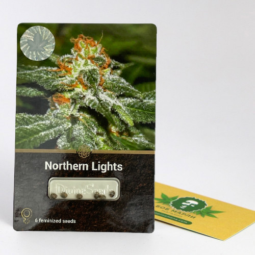 Семена марихуана Northern Lights Divine Seeds