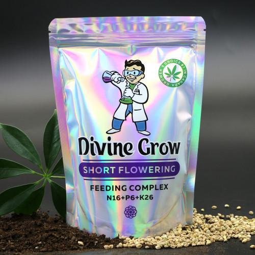 Семена Удобрение Divine Grow Short Flowering